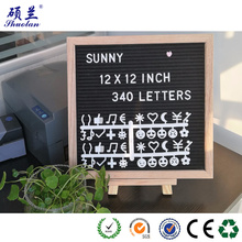 Hot sale reasonable price for  Customized design good quality felt letter board export to United States Wholesale