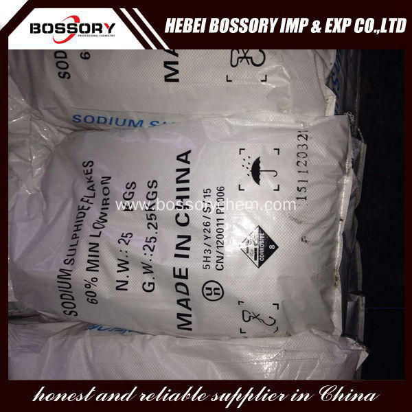Sodium Sulfide for leather Industry