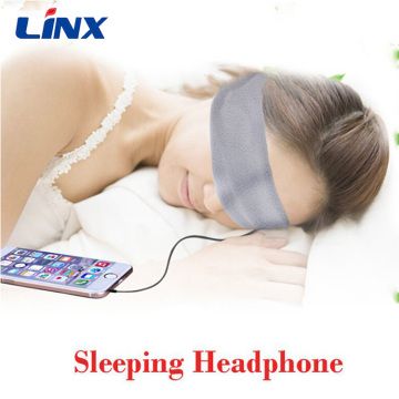 Newest comfortable stereo colorful sleep headphone