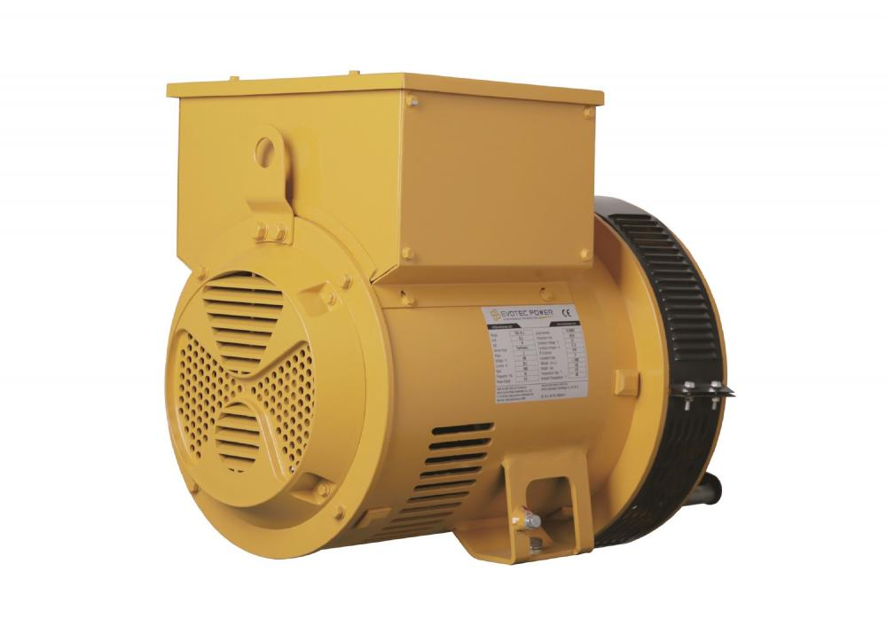 Evotec 1500rpm Low Voltage Electric Power Generators