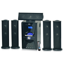Purchasing for 5.1 Home Theater System Bluetooth wooden neodymium speaker supply to Armenia Factories