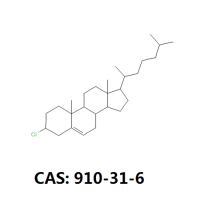 Good quality 100% for Cosmetics Raw Material Cholesteryl chloride powder cas 910-31-6 export to Somalia Suppliers