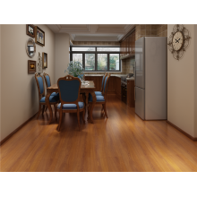 Cheap price for Textured Laminate Flooring AC5 Small embossed wood laminate flooring export to Fiji Manufacturer