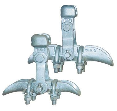 XGU Suspension Clamp with Socket Clevis