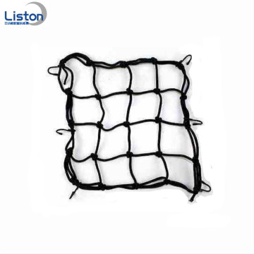 Nylon polyester knotted rope shipping cargo net