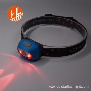 adjustable emergency outdoor LED headlamp