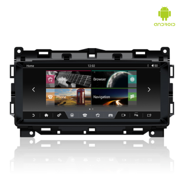 ما بعد البيع OEM Juguar Dashboard Multimedia Navi Android Player