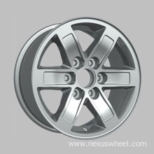 Good Quality for GMC Replacement OEM Wheels Aluminum Alloy GMC Replica Wheels supply to Venezuela Suppliers