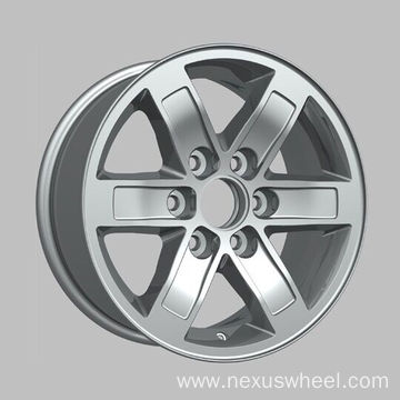 Aluminum Alloy GMC Replica Wheels