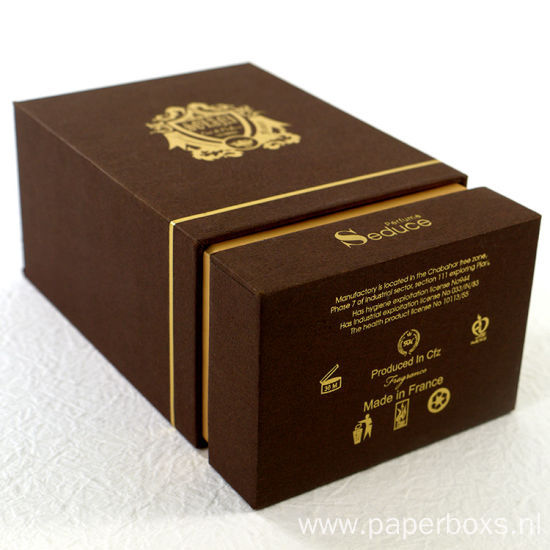 Luxury Lid And Base Gift Packing Paper Box