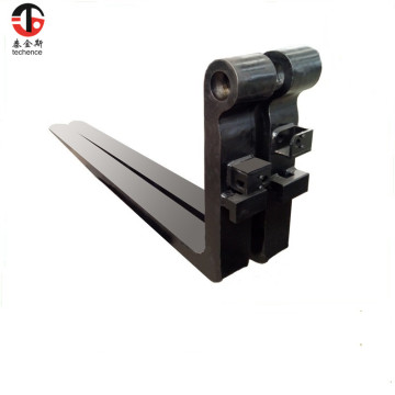 ISO standard size hook type forklift attachment for forklift lifter