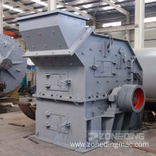 Supplier for Fine Crusher Simple Structure Concrete Fine Crusher supply to India Factory
