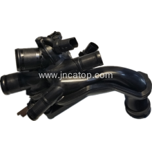 Good Quality for Peugeot And Citroen Cooling System 9808647080 Peugeot Coolant Thermostat Assy supply to Angola Manufacturer