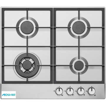 Kitchen Appliances In The UK Silver Gas Cooker