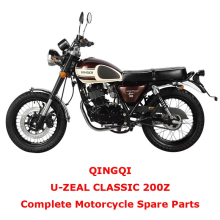 QINGQI CLASSIC 200Z Complete Motorcycle Spare Parts