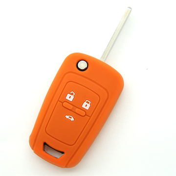 Silicone Car Key Cover For Chevrolet Cruze