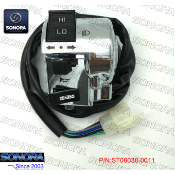 BENZHOU YY50QT-21 L. Handle Switch Assy (P/N:ST06030-0011) Top Quality