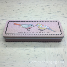 Good Quality for Tea Storage Box Small metal tins with lids for sales supply to India Exporter