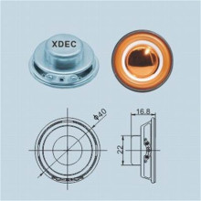 OEM Customized for Mini Lamp Speaker 40mm 4 ohm 3W Multimedia Speaker Units export to Liberia Manufacturer
