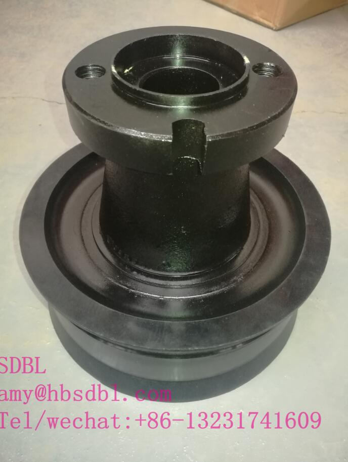 Schwing Concrete Pump Wear Parts Rubber Piston Ram