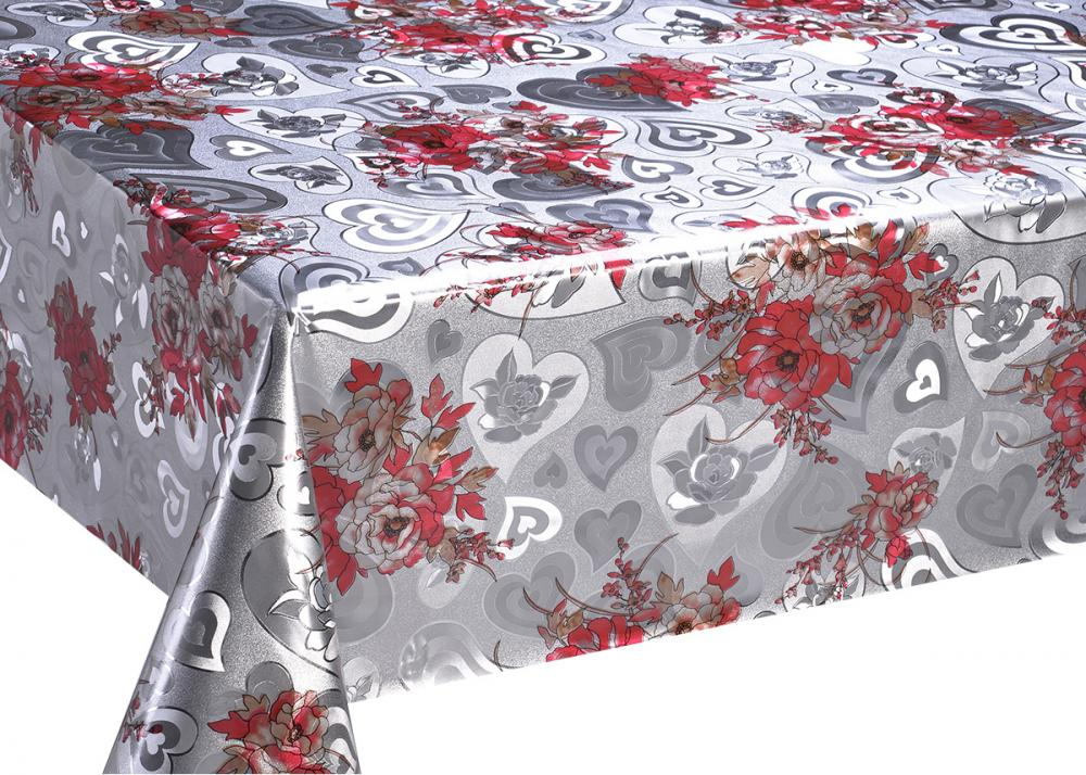 Double Face Printed Tablecloth