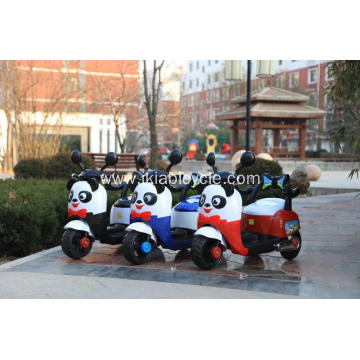 Three Color Children Electric Tricycle