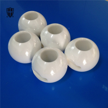 injection moulding zirconia ceramic ball body valve