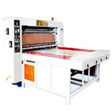 semi automatic cardboard rotary die cutting machine