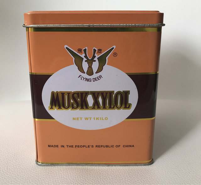 Musk Xylol Powder For Perfumes