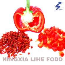Personlized Products for Dried Bell Pepper Red bell pepper granula flakes export to Egypt Suppliers