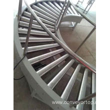 Best Price for for Curve Conveyor 180 Degree Turning Gravity Roller Conveyor export to South Korea Manufacturers