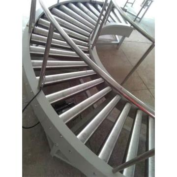 Stainless Steel Small Powered Roller Conveyors