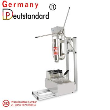 Good selling machine churros maker machine