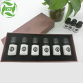 OEM Private label pure aromatherapy essential oil set