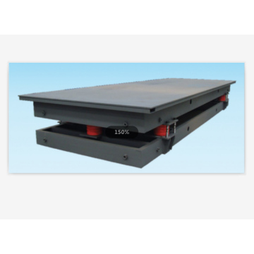 Waste steel weighing scale