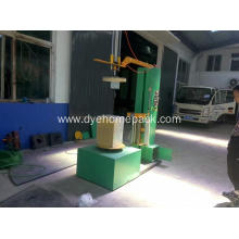 China for Mini Box Stretch Film Wrapping Machine Mini carton wrapping film machine supply to American Samoa Factory