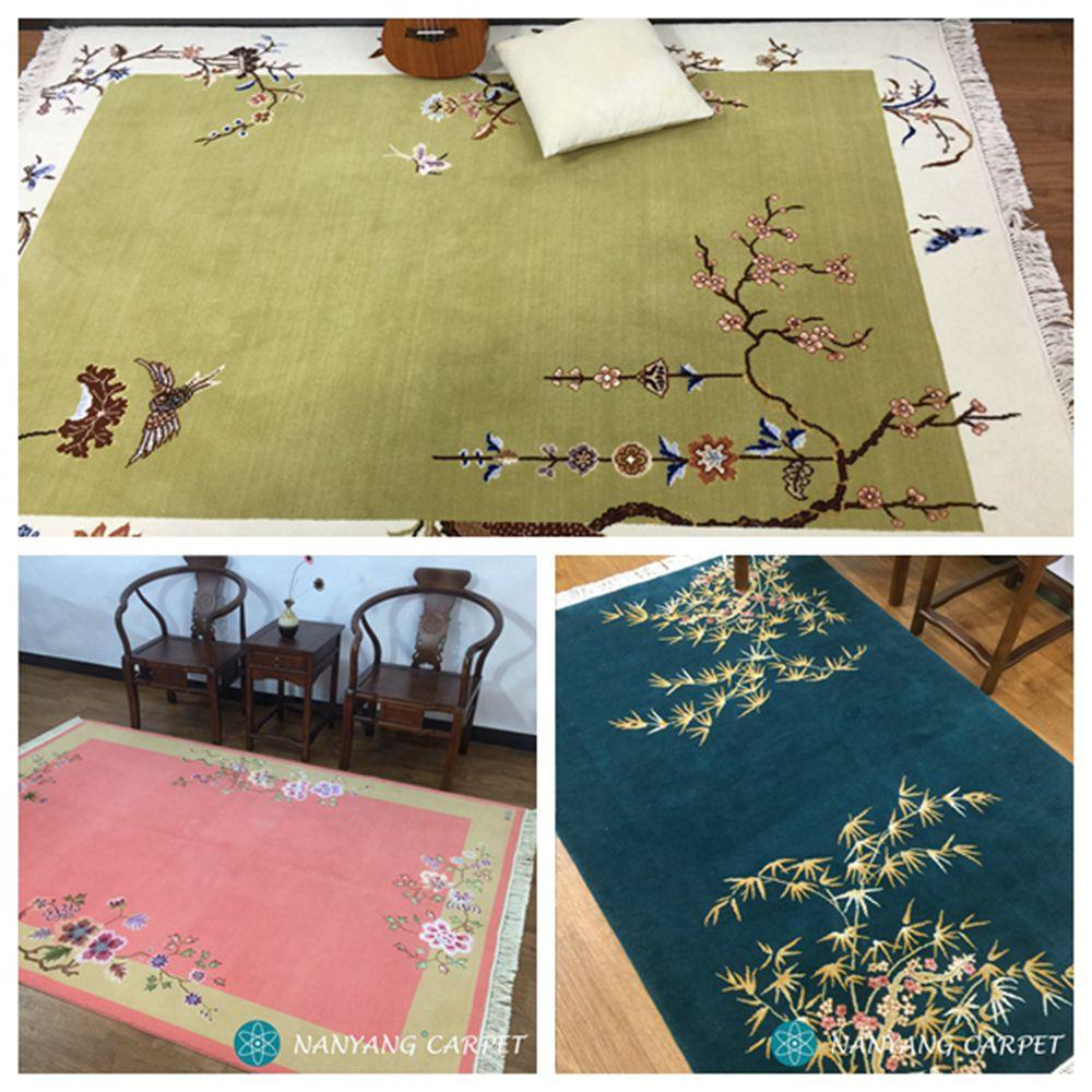 Chinese wool rugs