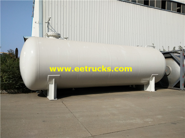 50m3 25ton LPG Storage Tanks