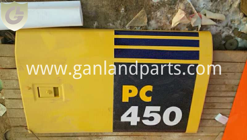 Compartment Doors For Komatsu PC450