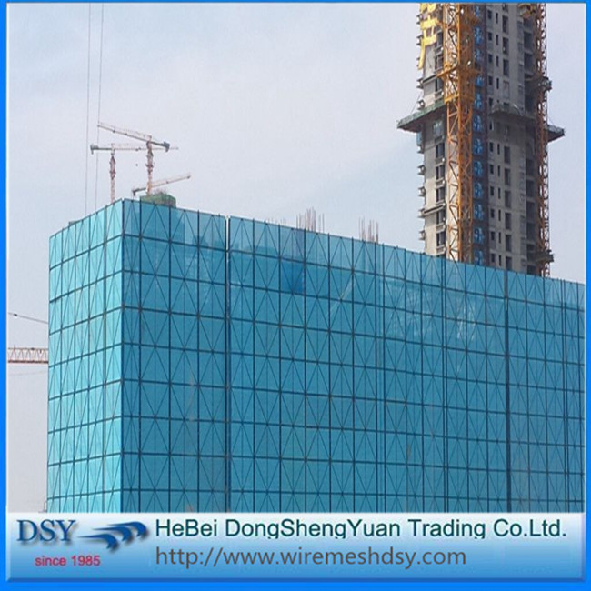 High-rise perforated climb frame mesh sheets