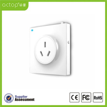 Smart WIFI Wall Socket with APP