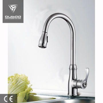 Hot Cold  Pull Out Single Lever Tap