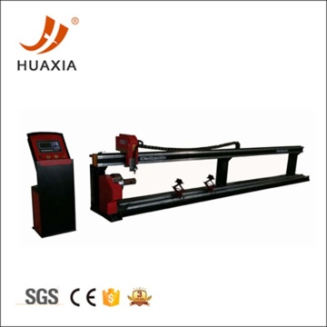 Pipe cnc plasma cutting machine for steel