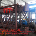 Self climbing tower crane 10t