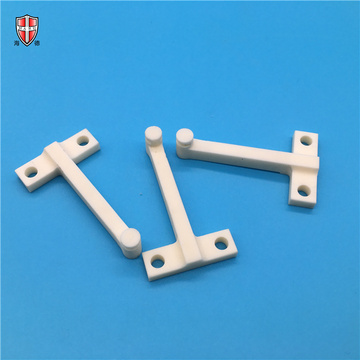 cnc wearable alumina ceramic machinery spare parts