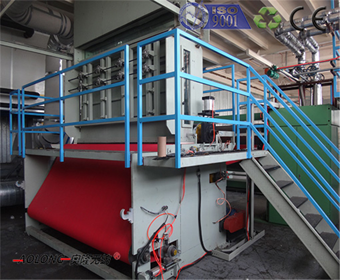 PP  spunbod Non Woven Fabric making Machine