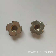 Full thread Color Disc Locking nuts