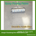 Epoxy Granite Acrylic Flakes floor paint