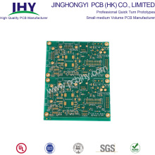 OEM manufacturer custom for 2 Layer PCB Double Sided PCB ENIG FR4 1.6mm 1oz supply to South Korea Manufacturers