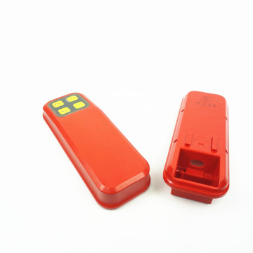 The plastic injection housing for telephone